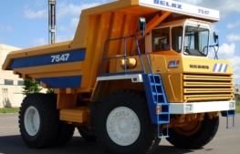 Водій великовантажних автомобілів БілАЗ